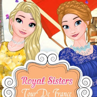 Royal Sisters Tour De France