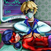 Dotted Girl Resurrection Emergency