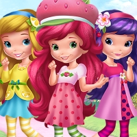 Strawberry Shortcake Fashion HTML5