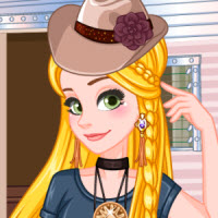 Rapunzel Boho Princess