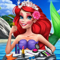 Princess Summer Make Up