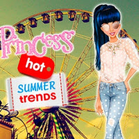 Princess Hot Summer Trends