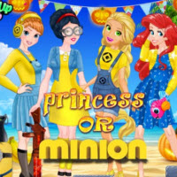 Princess Or Minion