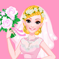 Barbie Bridal Salon Makeover