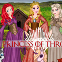 Princess Of Throne
