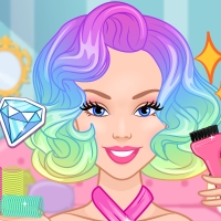 Barbie Glamour Hairstyles