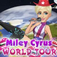 Miley Cyrus World Tour