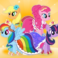The Prom Of The Ponies
