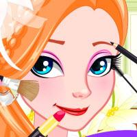 Princess Bridemaid Makeover